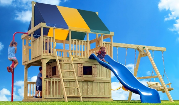 Big Backyard Ultra : UltraBuilt Outdoor Wooden Swing Sets, Kids Backyard Play Sets