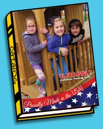 2013 UltraBuilt Swing Set Catalog